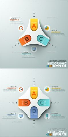Modern Infographic Template  5 Items    Pinterest   Infographic     Modern Infographics Paper Template  2 Items      Photoshop PSD  template   banner     Available here