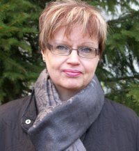 #kirjailija Ritva Kokkola