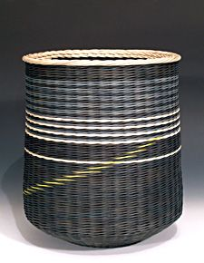 Kari Lonning - The Art of Basketry: Vessel Forms More Pins Like This At FOSTERGINGER @ Pinterest