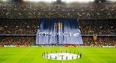 Nació Digital: El Camp Nou desafia la UEFA i mostra més estelades que mai