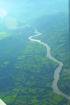 Río Cauca zona Suroeste