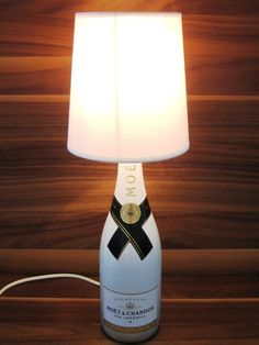 Moet Ice Champagner Flaschen Leuchte Rund Lampe...