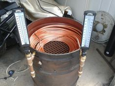 Redneck Pool heater | Hearth.com Forums Home