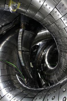 Inside of plasma vacuum vesse