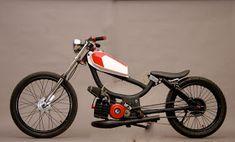 Lsr Bikes: Moto Matic Mopeds: Yuba Bike
