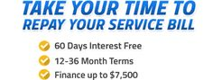 Auto Service and Repair Financing Programs at Graff Bay City