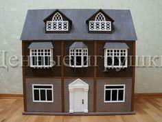 Кукольный дом Курта Кобейна.   Ярмарка Мастеров - ручная работа, handmade
