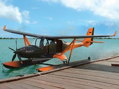 Designed for four people, Alpina Aircraft is an award-winning project designed for used in mountainous areas. It's a concept aircraft able to land and take off in short distances. Stol Aircraft, Amphibious Aircraft, Lsa Aircraft, Airplane Flying, Flying Boat, Private Plane, Private Jet, Kit Planes, Light Sport Aircraft