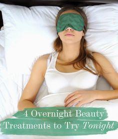 10 Overnight Beauty Tips [ Waterbabiesbikini.com ] #beauty #bikini #elegance