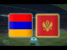 Montenegro vs Armenia Full Match HD Highlights FIFA World Cup 2018 game