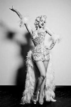 showgirl pose - Google Search