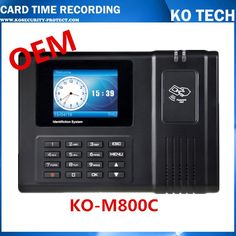 47.99$  Buy now - http://ali3q8.worldwells.pw/go.php?t=32572280529 - Free Shipping KO-M800C Cheapest Proximity Card Time Attendance India