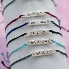 let it go - let it flow