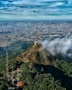 Pico do Jaraguá - São Paulo - Brasil