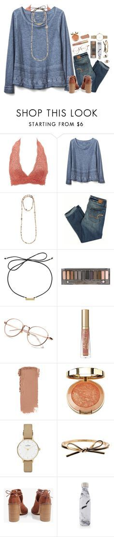 """I think you're suffering from a lack of vitamin me;-))"" by sdyerrtx ❤️ liked on Polyvore featuring Charlotte Russe, Gap, Bettina Duncan, American Eagle Outfitters, Laundry by Shelli Segal, Urban Decay, Too Faced Cosmetics, Milani, Skagen and Kate Spade"