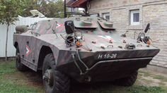 FUG-442-es könnyűpáncélzatú felderítő harci jármű gyártását 1966-ban kezdték meg Magyarországon