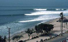 (See T-Shirt Pin) Topanga State Beach, California