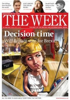 The arguments for and against Britain's decision to leave the European Union Eu Referendum, 25 June, Free Magazines, Digital Magazine, Juni, Britain, United Kingdom, Germany, Good Things