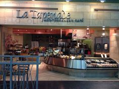 Where to Eat at Chicago O'Hare International Airport (ORD) - Eater Chicago Tapenade, Great American Bagel, Garrett Popcorn Shops, Thai Iced Coffee, Chicago Airport, O'hare International Airport, Airport Food, Pizza Express