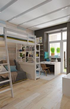 Colorful Kids Rooms with Plenty of Playful Style | Interior Design Ideas | Bloglovin'