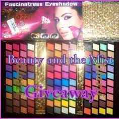 Pre-Christmas Giveaway with 120 eyeshadow palette ^_^ http://www.pintalabios.info/en/fashion-giveaways/view/en/2522 #International #MakeUp #bbloggers #Giweaway