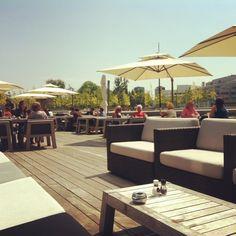 NAI Cafe, Rotterdam, The Netherlands ~ g i n g e r c a r r o t j u i c e ~