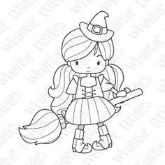 digital Lizzie Flying Witch 3.00
