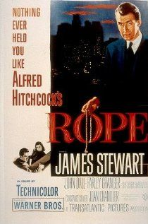 Rope. Alfred Hitchcock