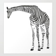 Collect your choice of gallery quality Giclée, or fine art prints custom trimmed by hand in a variety of sizes with a white border for framing. Free Vector Images, Vector Art, Art Shed, Zebras, Animal Print Rug, Camouflage, Giraffe, Fine Art Prints, Drawings
