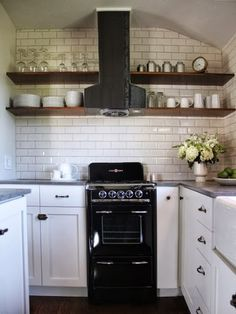 Kitchen of the week - and she's my client!  You rock Amy XO