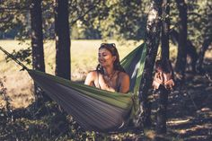 Single Hammock for Camping, Outdoor and just fun! Survival, Outdoor Furniture, Outdoor Decor, Hammock, Hiking, Fun, Blog, Accessories, Garden Hammock