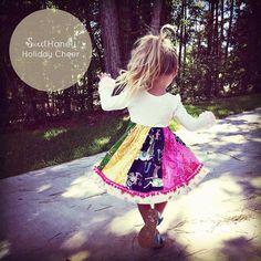 SweetHoney Holiday Cheer Dress – SweetHoney Clothing Co.