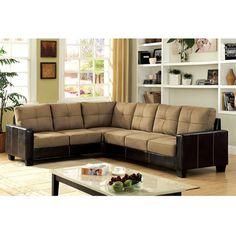 Buchannan Microfiber 3Piece Living Room Set FurnitureWalmart