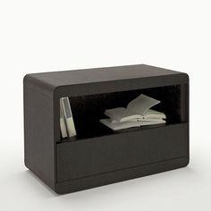 床头柜 / 现代风格 / 木质 / 矩形 HYPNOS MAXALTO