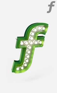 The Letter F | Type Design Inspiration