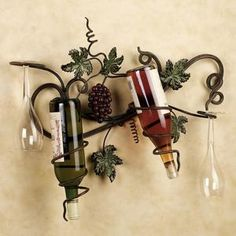 Vineyard Wine And Grapes String Lights Decoration, http://www ...