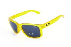 Oakley Holbrook Square Yellow CAT
