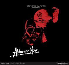 Alderaan Now
