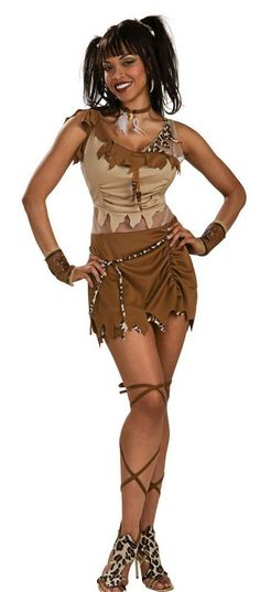 Opinion, you cave woman adult teen costumes