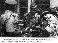 Resultado de imagem para biafra war