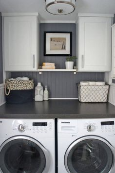 Fabulous and Functional Small Laundry Room Design Ideas & 28 Best Ideas