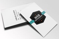 This freebie is a very attractive business card template with a retro style, designed exclusively for Mighty Deals and our sister site, Webdesigner Depot, by Carlos Viloria. It has the perfect balance between elegance and creativity with a modern twist. Business Card Cutter, Make Business Cards, Free Business Card Templates, Business Card Mock Up, Business Card Design, Psd Templates, Creative Business, Web Design, Graphic Design