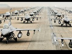 F16-Jets-Military-Airfield HD Wallpaper - Jet Fighters Wallpapers