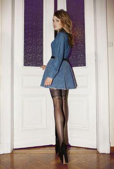 stockings nylons pantyhose