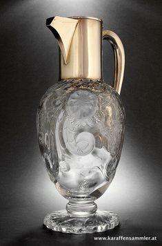rock crystal claret jug 1892