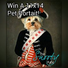 Win a free custom 11x14 Custom Portrait! Go and enter here! http://vy.tc/d8UKW16