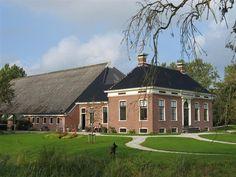 Kop-hals-romp boerderij Nieuwenklooster bij Krewerd