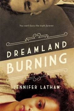 Dreamland Burning by Jennifer Latham (YA FIC Latham). When Rowan finds a skeleton on her family's property, investigating the brutal, century-old murder leads to painful discoveries about the past. Alternating chapters tell the story of William, another teen grappling with the racial firestorm leading up to the 1921 Tulsa race riot, providing some clues to the mystery