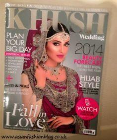 Asian Fashion Blog Bridal Jewellery Inspiration From Khush Wedding Magazine Winter 2017