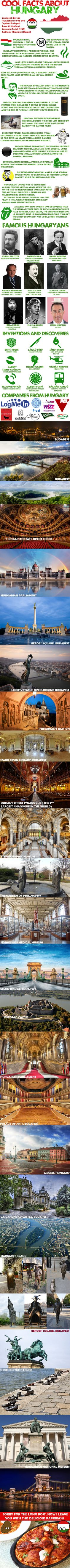 Cool Facts About Hungary